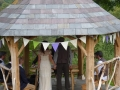 getting married in the gazebo