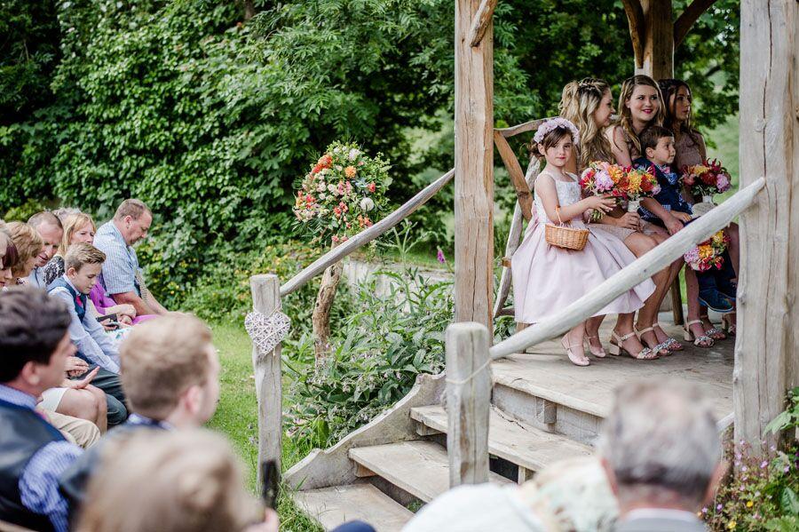 Pen y banc farm wedding dresses