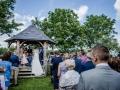 wedding in pagoda
